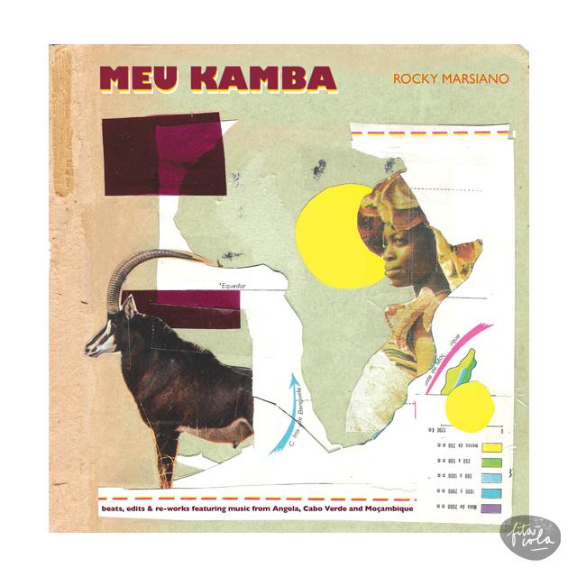 Rocky Marsiano - Meu Kamba cover